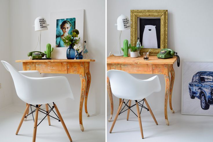 Отличные идеи рабочих столов для небольших помещений идеи для дома,интерьер и дизайн