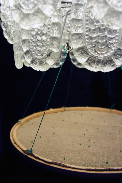 DIY: Воздушная ёлка из новогодних шариков мастер-класс,новогодние украшения