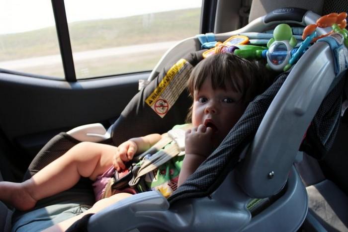 Безопасность ребёнка бесценна.