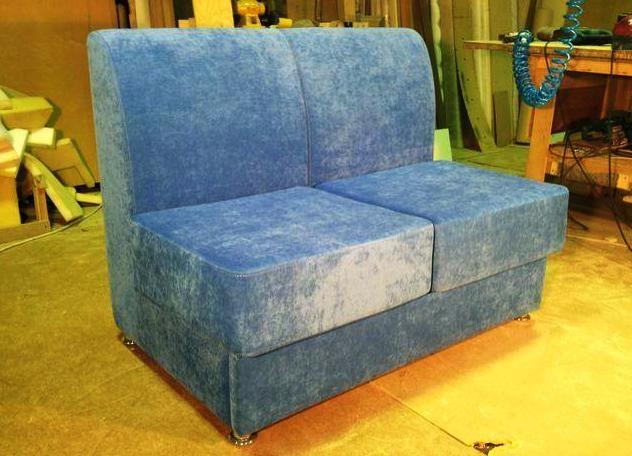 Удобный и практичный диван своими руками