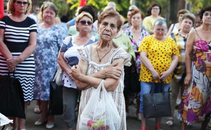 Крах пенсионной реформы: Кремль потерял доверие стариков