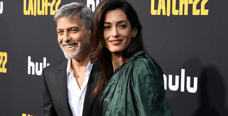 Джордж Клуни рассказал о под…