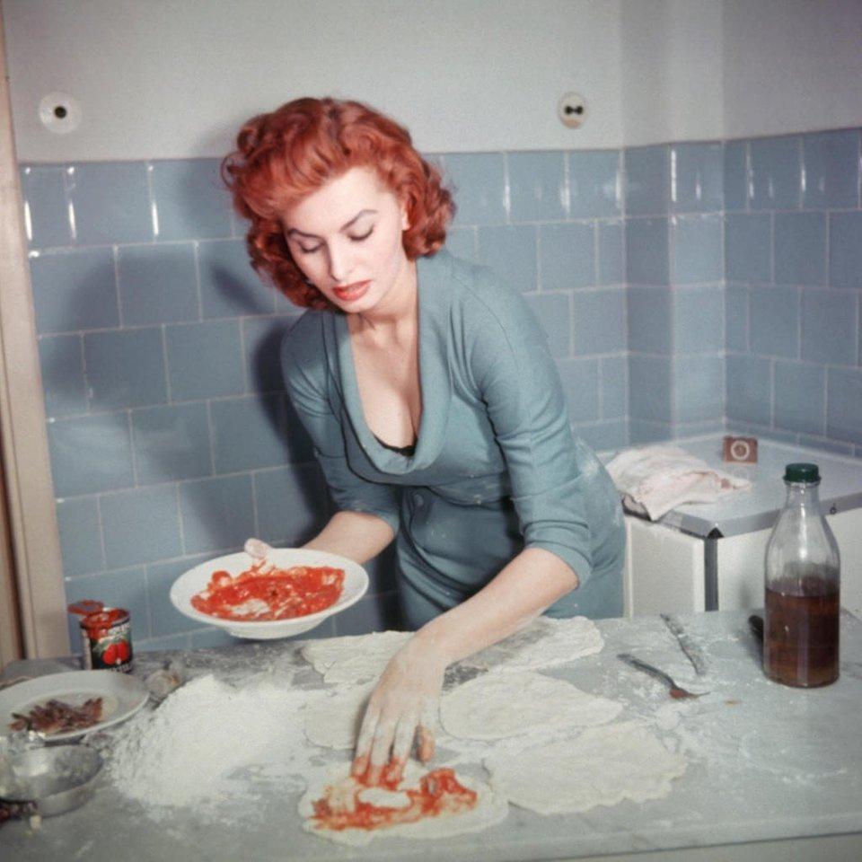 14 редких снимков очаровательной Софи Лорен супер