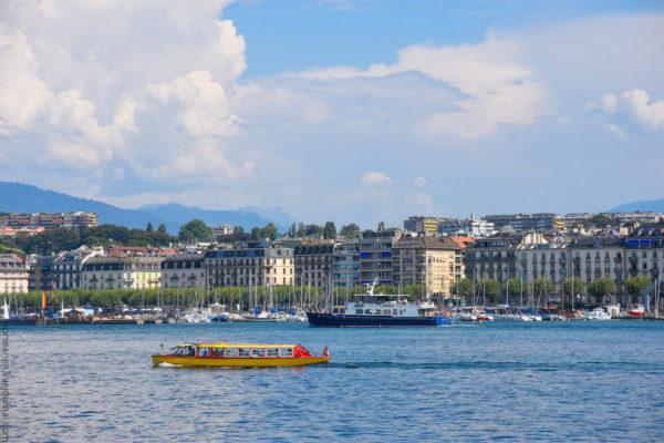 Прогулка по Женеве