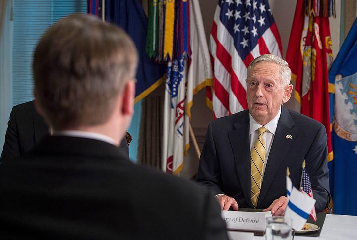 Пентагон изменит характер кампании против террористов в Сирии и Ираке