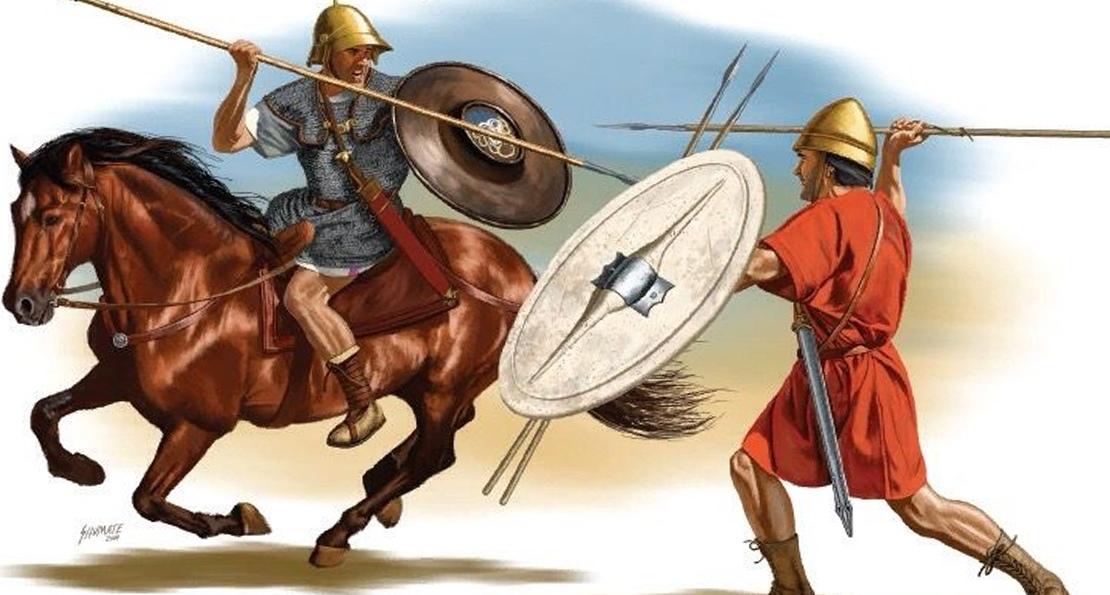 Для защиты Эллады. Как греческая фаланга испытала эпоху триумфа и поражений история
