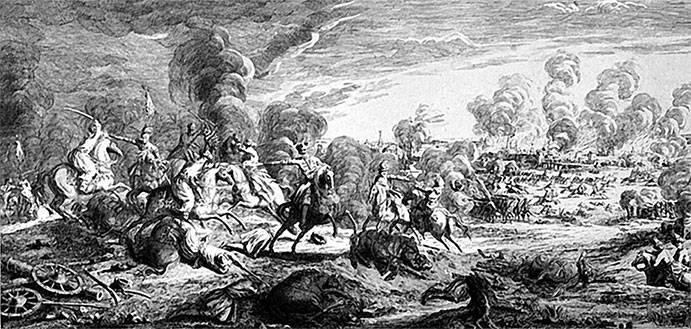 Бурхард Миних. Невероятная судьба саксонца, выбравшего Россию история