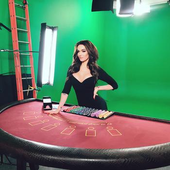 Алена Водонаева снялась в рекламе казино
