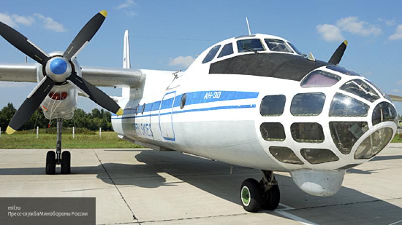 Военные РФ выполнят наблюдательный полет над Грецией
