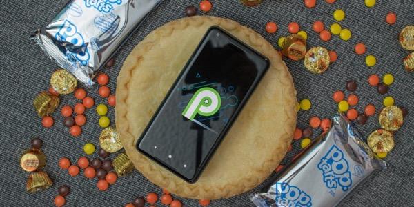 Google украла некоторые функции iOS для Android P