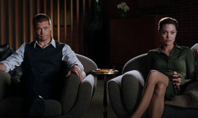 Развод Джоли и Питта обернулся новым скандалом Шоу бизнес