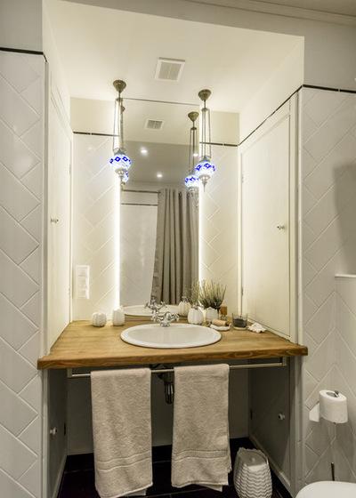 Ванная комната by Oliya Latypova Design and Decor