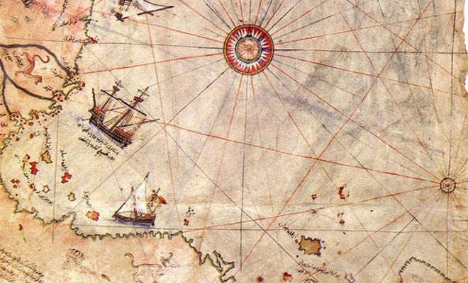 Города и тигры в Антарктиде: загадка карты 1513 года