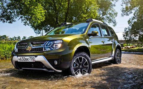 Renault Duster с пробегом: в…