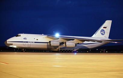 Российский Ан-124 прибыл в Аргентину для поисков пропавшей подлодки
