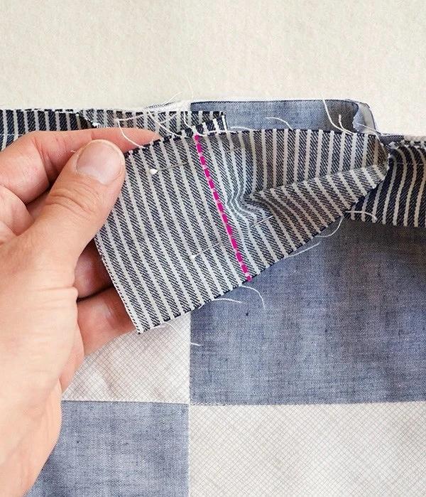 Как сшить простое стёганое одеяло: мастер-класс мастер-класс,шитье