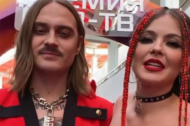 Илья Прусикин и Софья Таюрская впервые вышли в свет как пара Звездные пары