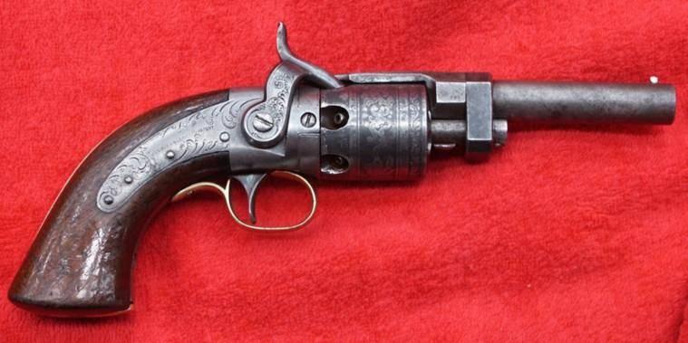Карманные пистолеты и револьверы оружие