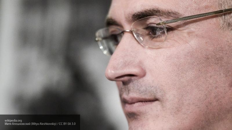 """Банду наркоманов для революции в РФ готовят Ходорковский и сторонник """"легалайза"""" Навальный"""