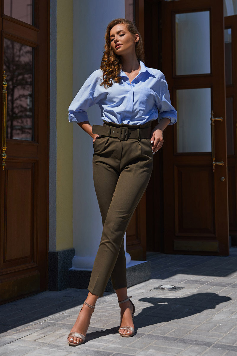 7 простых правил, как одеваться миниатюрным женщинам