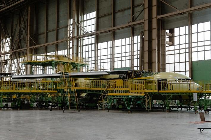 Производство Ан-148 для ВВС РФ