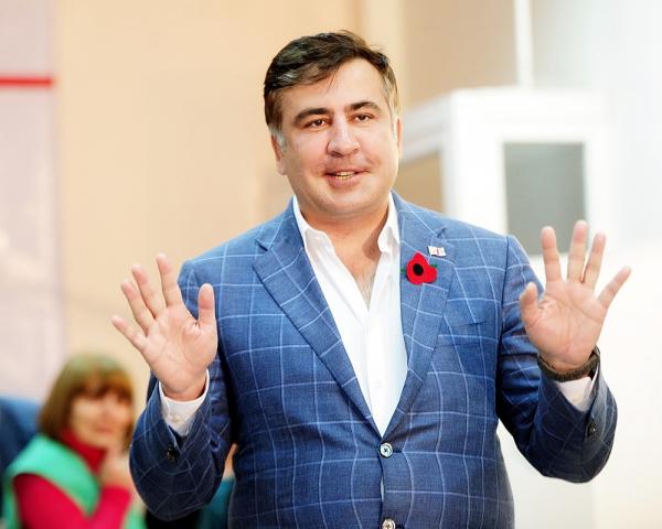 Актер и временщик Саакашвили: «Дайте порулить хотя бы портом»