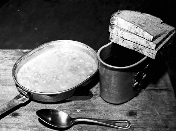 Как в СССР кормили перед расстрелом