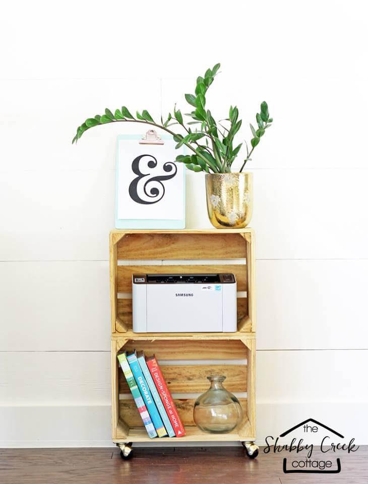 Идеи для дома из деревянной тары переделки,своими руками,сделай сам
