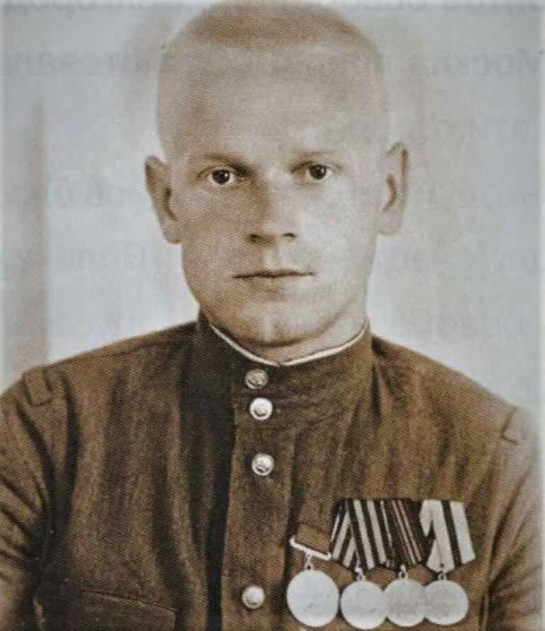 Фронтовые письма пограничника Александра Маслова