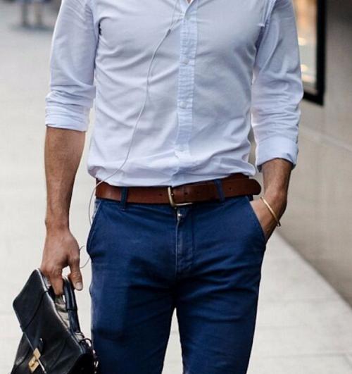 10 вещей, которые помогут выглядеть мужчине более представительно