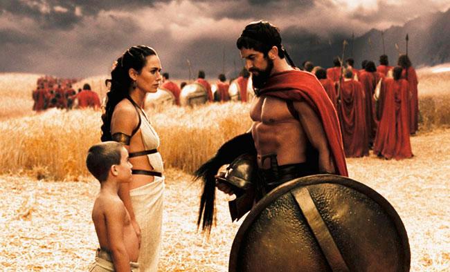 Факты о воспитании спартанцев
