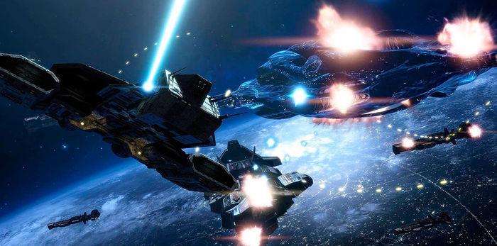 Генерал ВВС США: «Через несколько лет мы начнем сражаться в космосе» космос, война