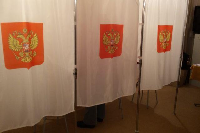 Избирательные участки открылись в московском часовом поясе