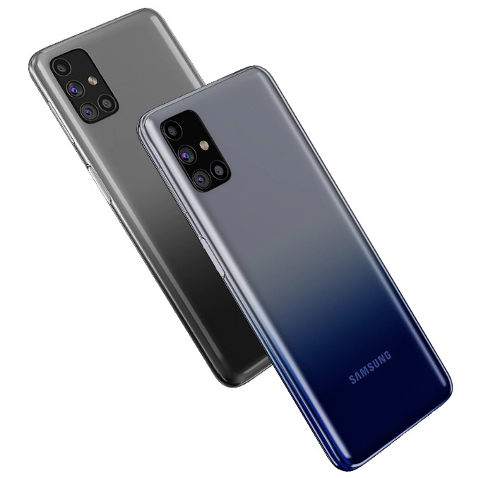 Анонсирован смартфон Samsung Galaxy M31s с мощным аккумулятором