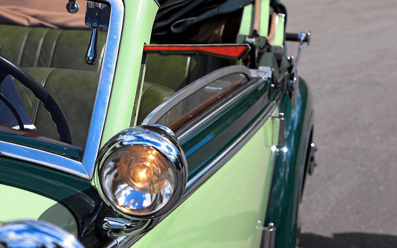 Тот самый Horch из сериала «Щит и меч»: ретротест «За рулем» автомобили,история