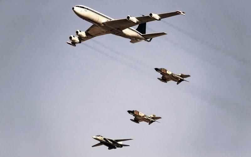 Умное снаряжение ВВС Ирана в вероятном конфликте с аравийской коалицией. Есть ли перспективы?
