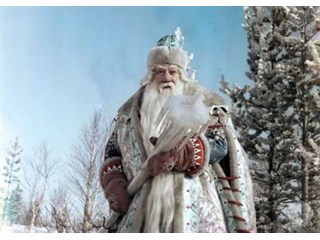 Атака на Деда Мороза, чем не угодил англо-саксам русский символ Нового года украина