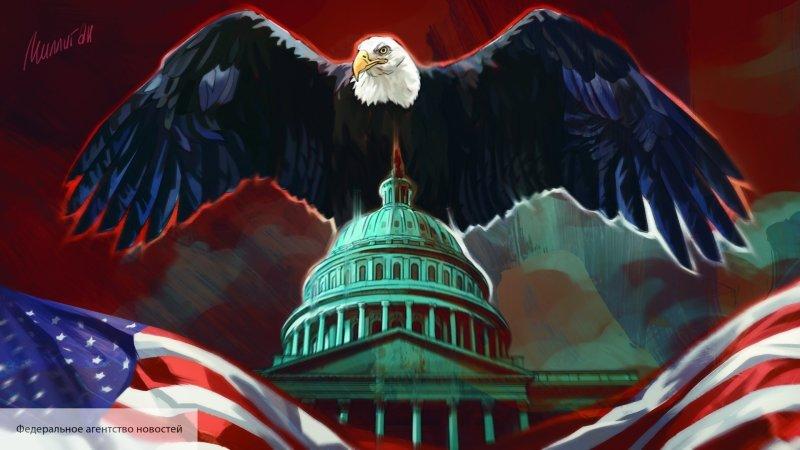 Над Вашингтоном нависла опас…