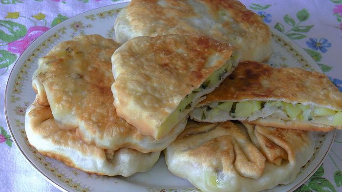 Плацинды с картофелем Рецепт, Плацинды, Картофель, Молдавская кухня, Видео