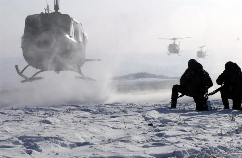 Дайте денег на противостояние русским в Арктике геополитика