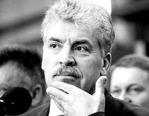 Эксперт: Грудинин – такой же «инородный элемент» для КПРФ, как и убитый в Киеве Вороненков
