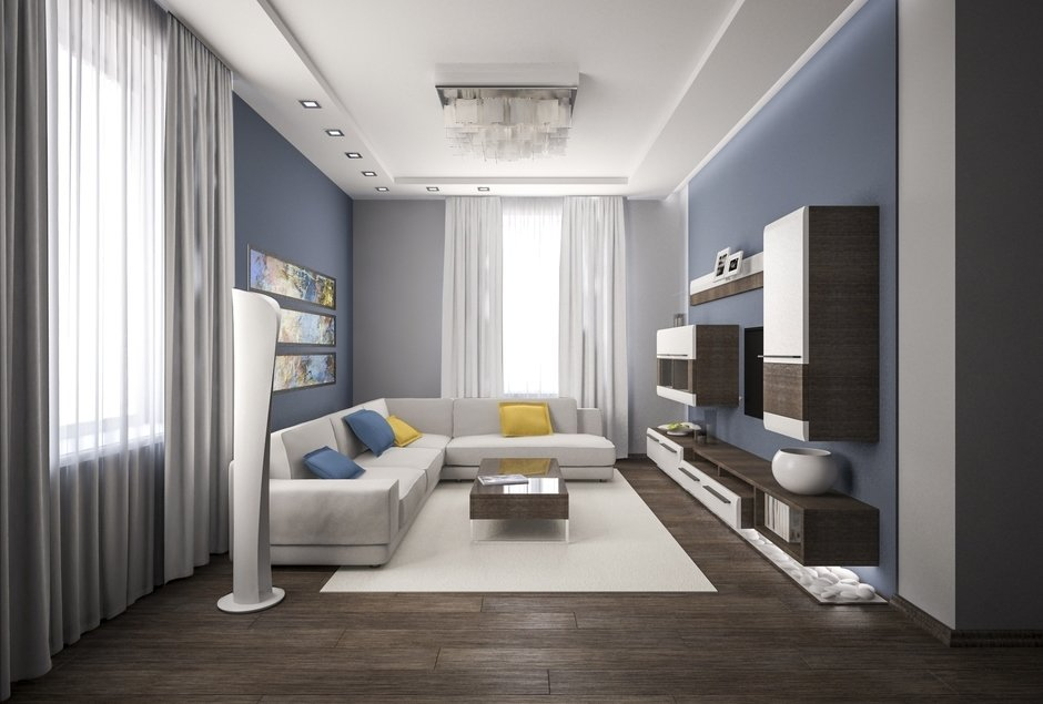 дизайн-проект подготовлен дизайнером МЦ «Мебель Park» Екатериной Левниковой
