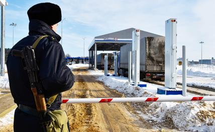 Граница России и Белоруссии: Быть или не быть? геополитика,россия