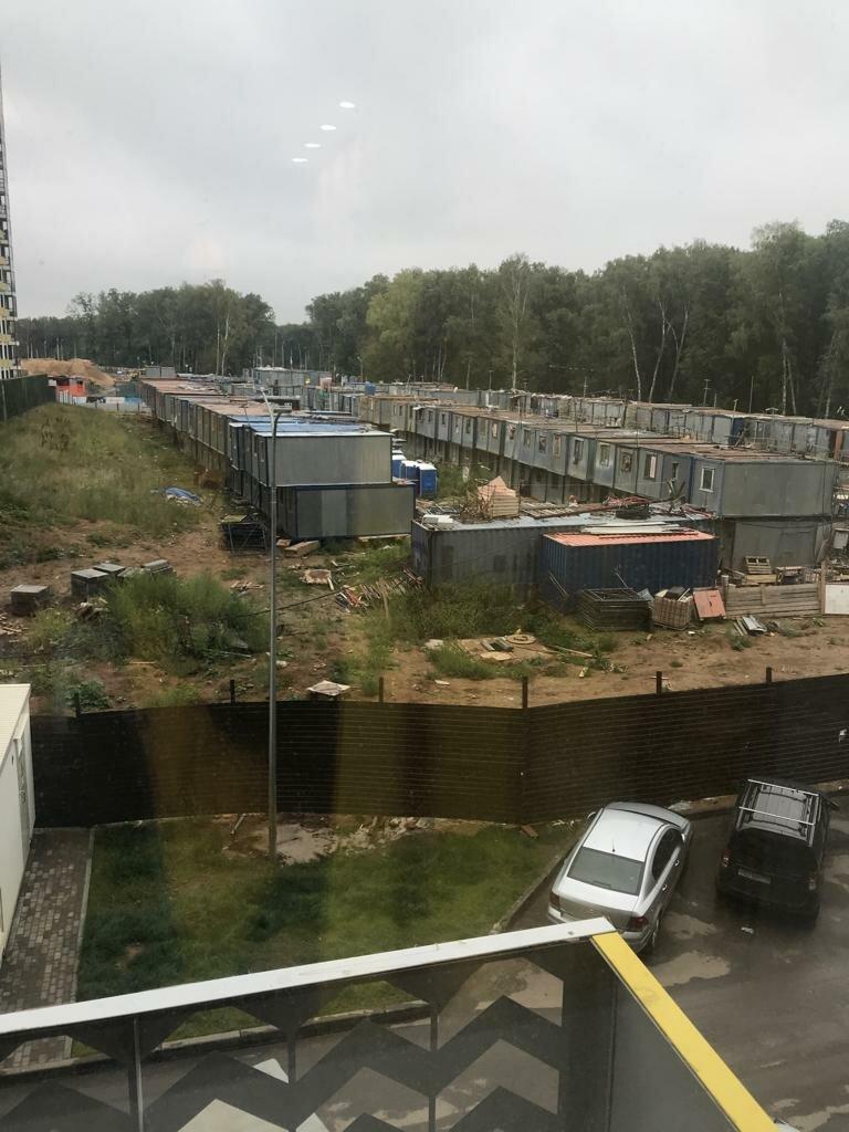 Жизнь в гетто под грохот перфоратора или аренда квартиры в Новой Москве за 30 тысяч