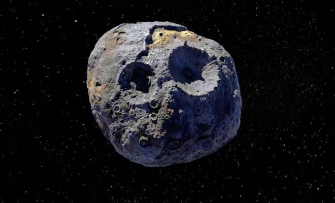 НАСА нашли самый дорогой астероид в ближнем космосе: его цена превышает 10 000 квинтиллионов долларов