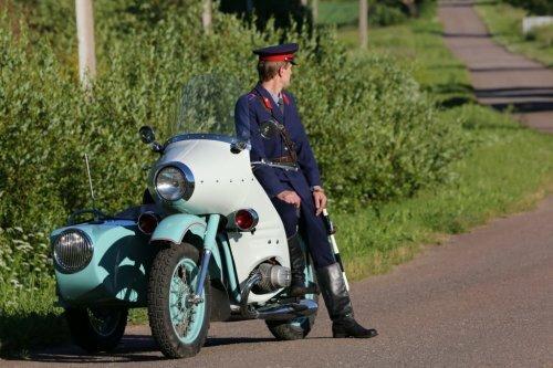 М-100 - мотоцикл особого назначения. Миф и реальность