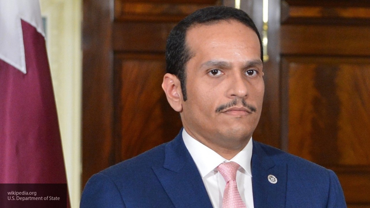 Глава МИД Катара 27 июня встретится в Вашингтоне с госсекретарем США