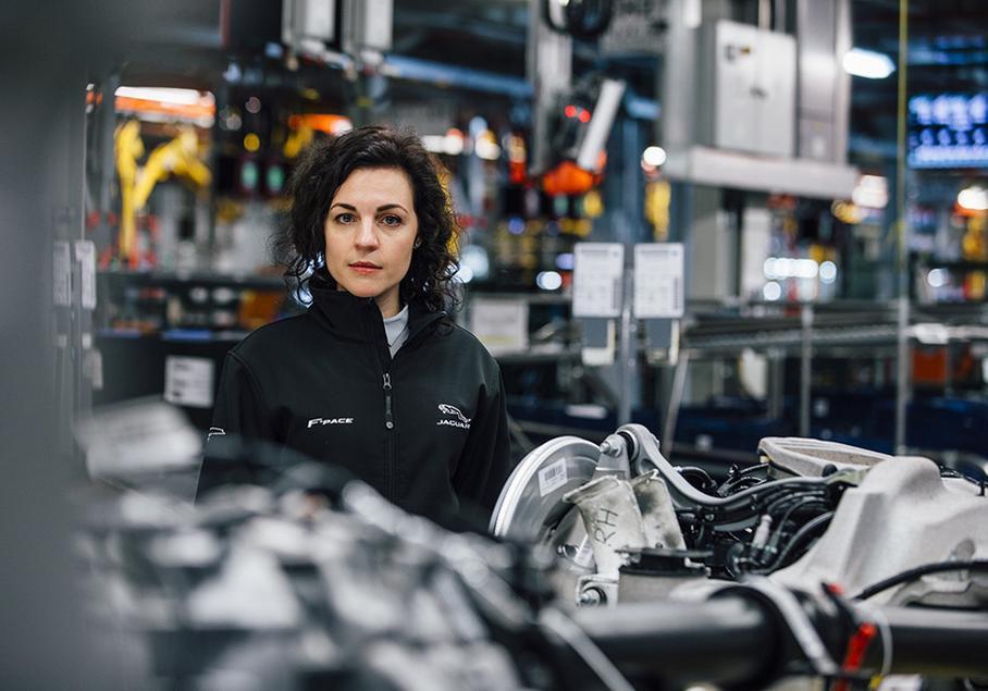 Говорящие рули и электрические ретро-кары: будущее по версии Jaguar Land Rover автомобили,невероятное на дорогах,ретро