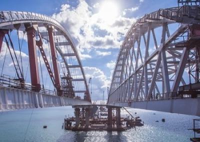 Путин 18 марта будет голосовать на Крымском мосту