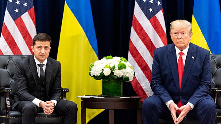 """Трамп и Байден дерутся - на Украине чубы трещат. Чем кончится свара вокруг """"вмешательства в выборы США"""""""
